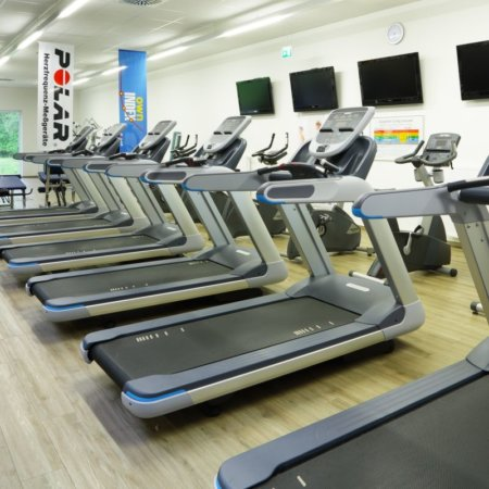Modernes Fitness Equipment